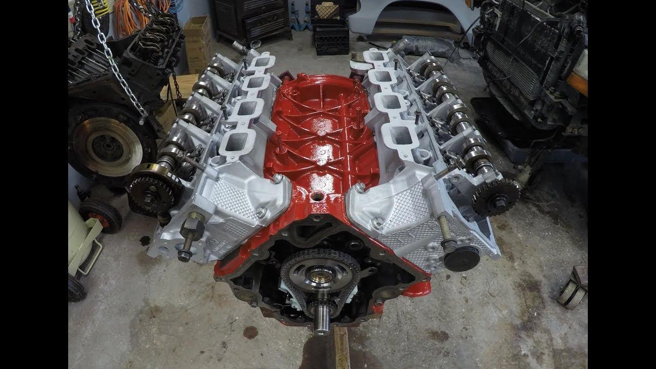Dodge Dakota 4 7l V8 Engine Rebuild Part 7