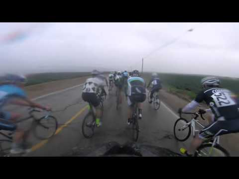 Santa Barbara County Road Race Cat5 A 2016