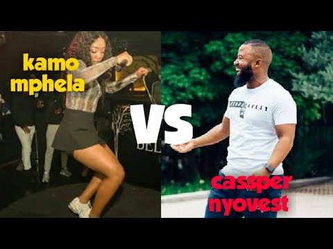 Kamo Mphela Finally Destroyed By Cassper Nyovest   Best Amapiano Dance Moves