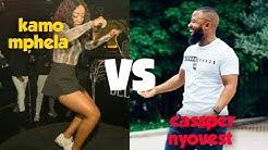 Kamo Mphela finally destroyed by Cassper nyovest |  Best Amapiano dance moves