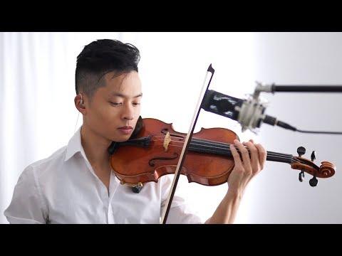 永不失聯的愛 - Eric 周興哲 - Violin cover by Daniel Jang