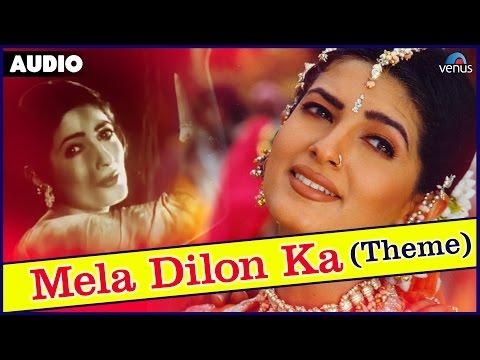 Mela Dilon Ka - Theme Full Song With Lyrics   Mela    Aamir Khan, Twinkle Khanna  