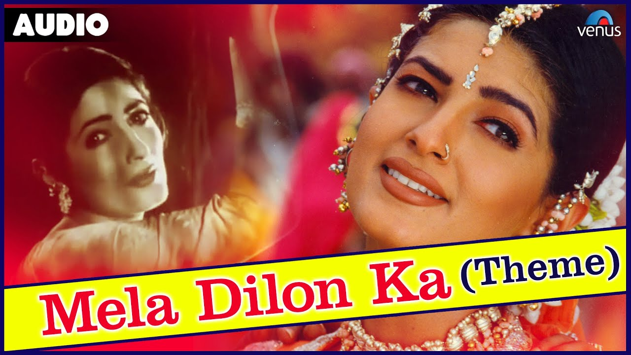 Download Mela Dilon Ka - Theme Full Song With Lyrics | Mela |  Aamir Khan, Twinkle Khanna |