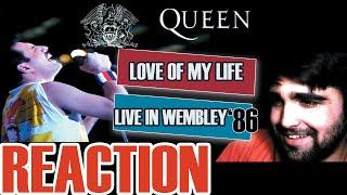 Live at wembley 1986 || reaction ...