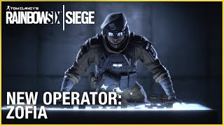 Rainbow Six Siege: Operation White Noise - Zofia | Trailer | Ubisoft [US]
