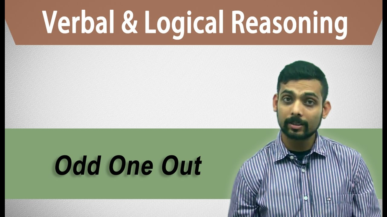 Bank Exam Coaching (IBPS) - Reasoning - Odd one out by Mr ...