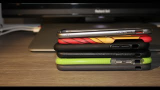Mes 6 coques pour iPhone 6/6S !