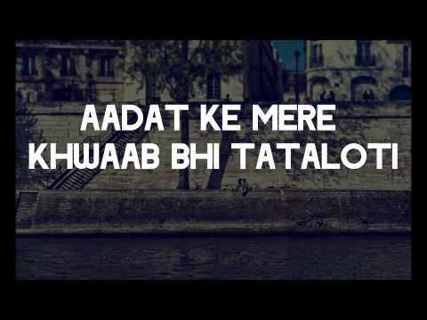 """Voh Dekhnay Mein"" Lyrics - ""London Paris New York"" (2012) Ali Zafar"