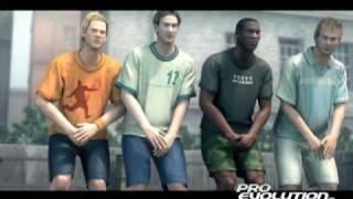 Pro Evolution Soccer 5 - Games Convention Trailer - PS2