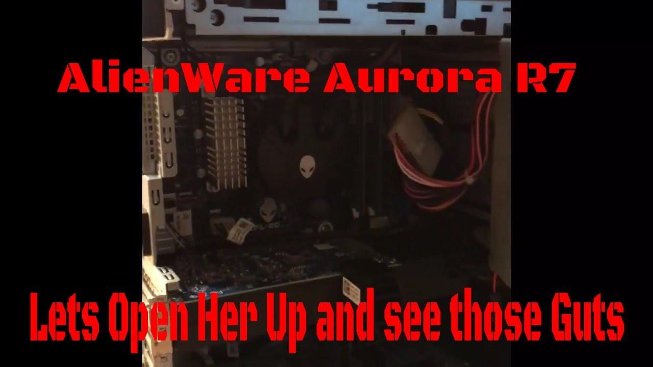 DELL Alienware Aurora R7 (Inside the Machine)