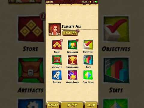 Hacked temple run 2 free shopping hack
