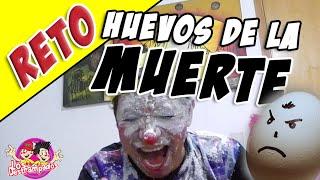 LOS DESTRAMPADOS / LOS HUEVOS DE LA MUERTE / RETO / WIWIRIRISKIS