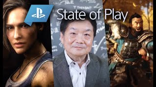 State of Play - RE3 Remake, Ghost of Tsushima, Dreams, and More! Recap/Impressions/Q&A
