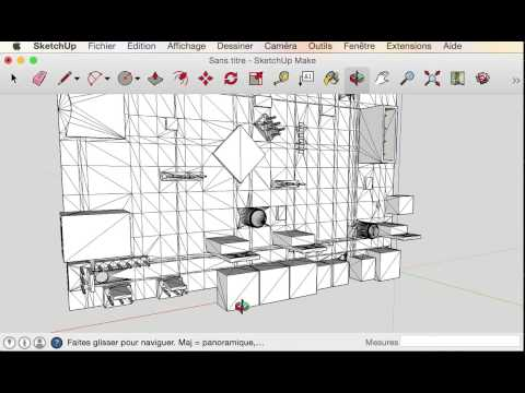 Sketchup import et nettoyage stl youtube for How to import stl into sketchup