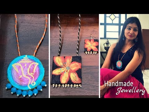 Handmade Jewellery to wear with Indo-Western Dresses   Live Creative