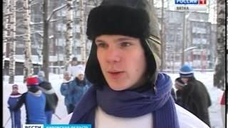 Малые олимпийские игры в школе-интернате № 1 (ГТРК Вятка)