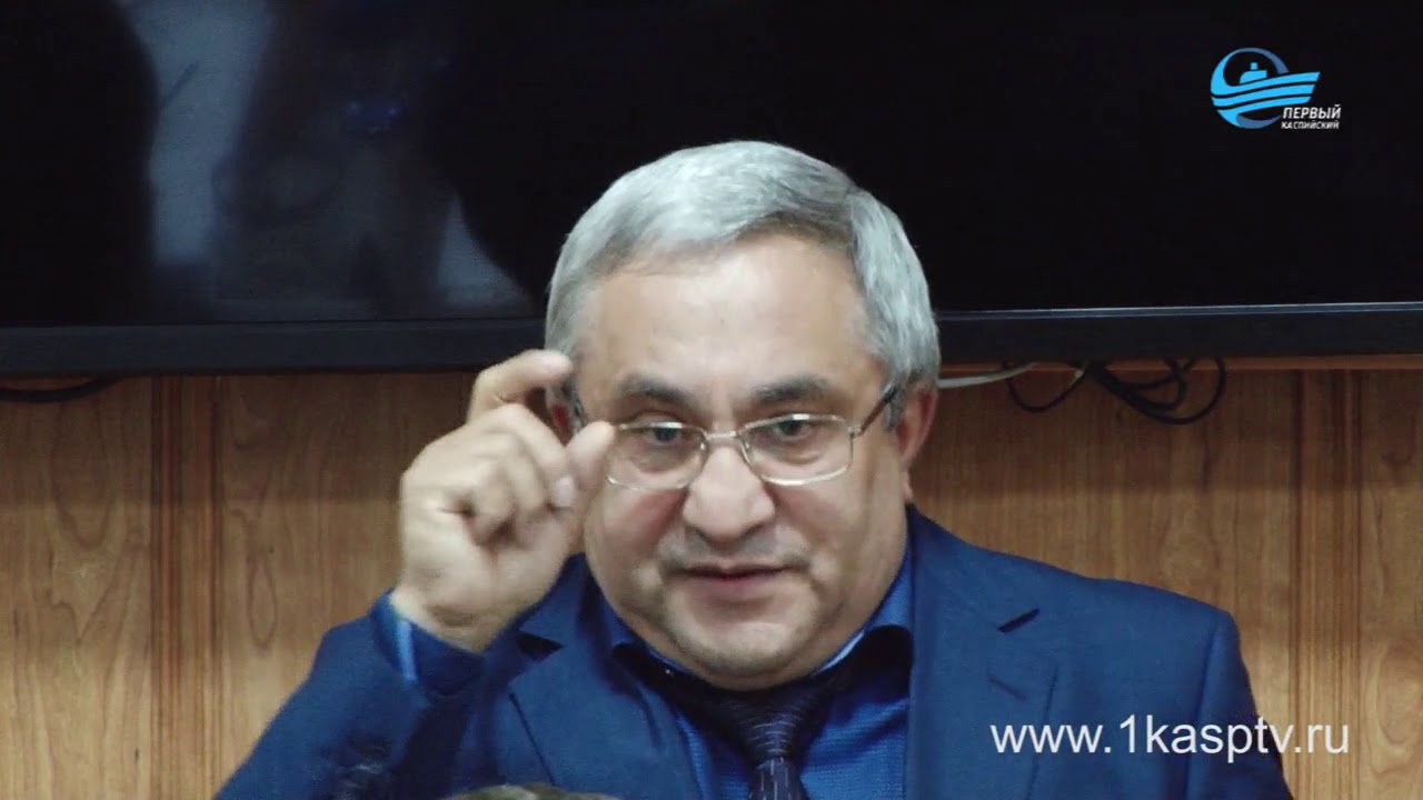 Тридцатая сессия Собрания депутатов городского округа Каспийск  шестого созыва состоялась в администрации города