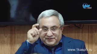 Тридцатая сессия Собрания депутатов городского округа Каспийск  шестого созыва состоялась в админист