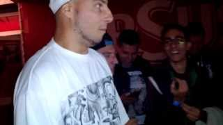 Freestyle Arssura vs. Psihotrop 2013 Heavens Hell [Inapoi la Hip-Hop]