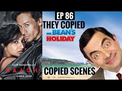 BAAGHI was TOTALLY COPIED | Copied Scenes In Bollywood || EP 86