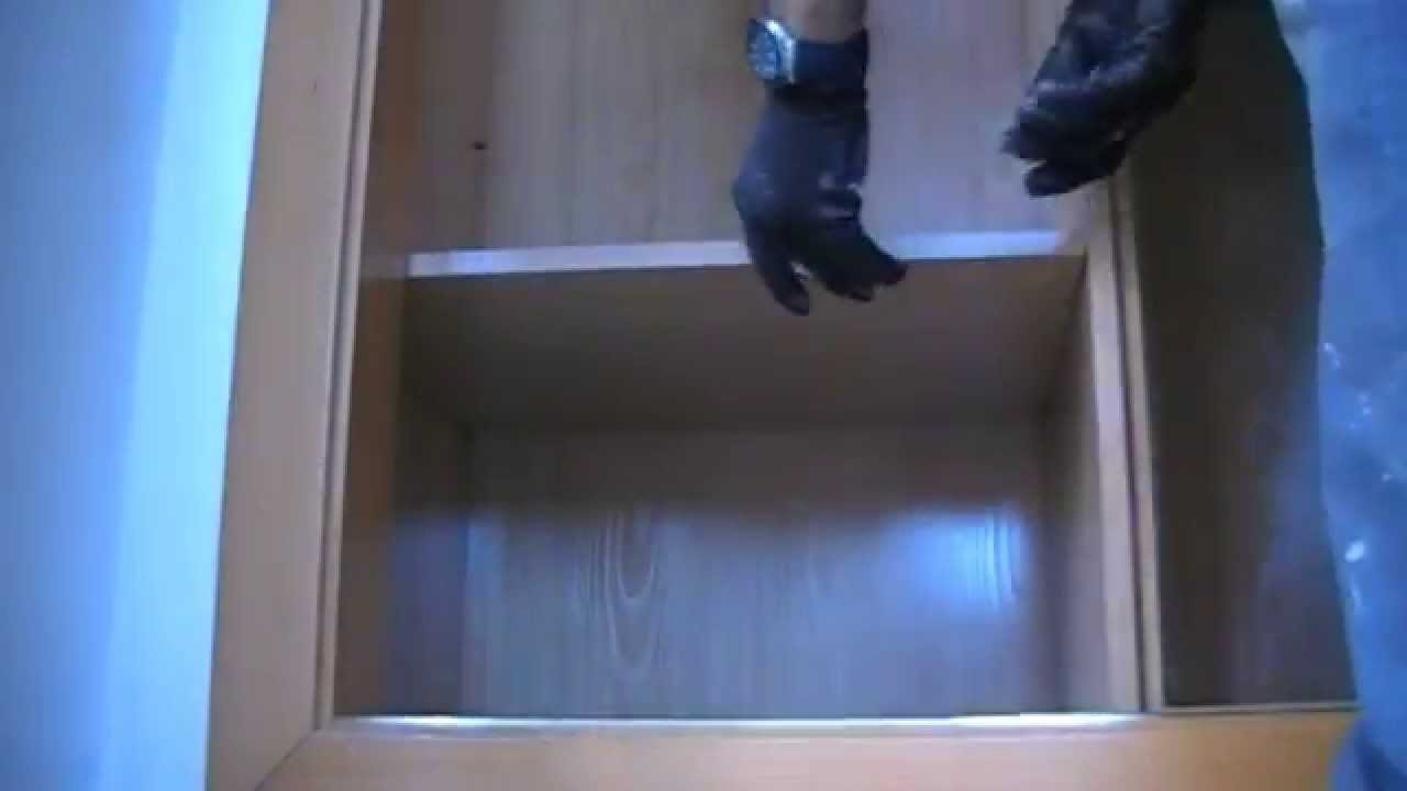 fotos de armarios empotrados por dentro