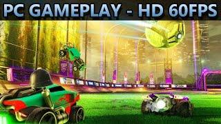 Rocket League | PC GAMEPLAY | 60 FPS | HD 1080P