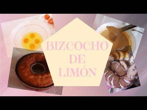 Como hacer un bizcocho esponjoso bizcocho de lim n for Bizcocho limon esponjoso