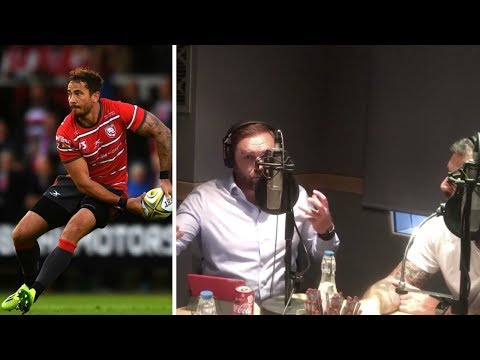 Andy Goode gives his opinion on what's happening with Danny Cipriani