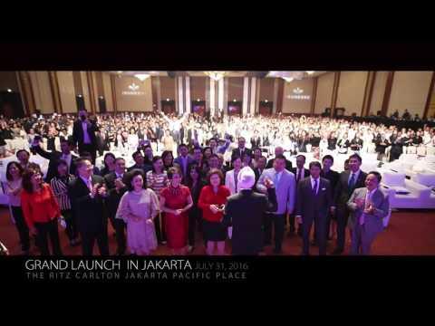 POWER OF JEUNESSE GRAND LAUNCH JAKARTA