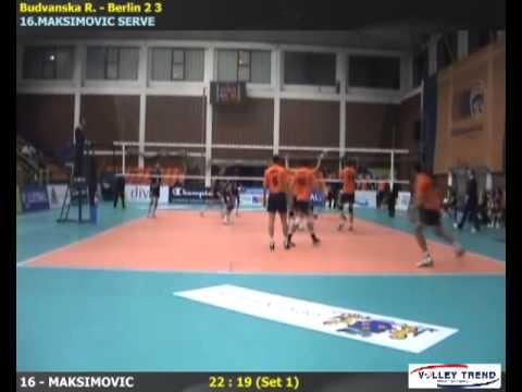 Marko Maksimovic Highlights