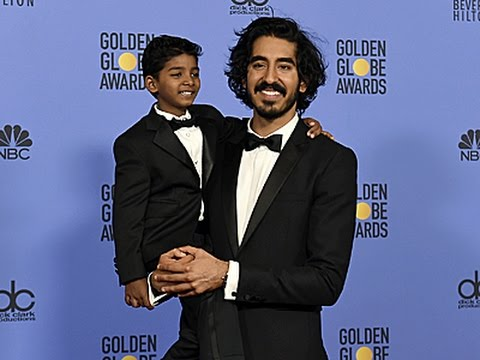 Young star of 'Lion' says he was born to be an actor