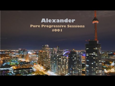 Alexander D. - Pure Progressive Sessions #001 l 2k16 (Music Video)