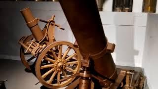 Венский военно-исторический музей. Оружие Первой Мировой войны