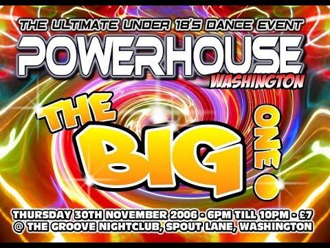 Powerhouse Washington 30th November 2006 DVD