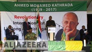 South Africa: Anti-apartheid icon Ahmed Kathrada laid to rest