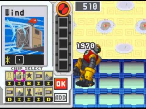Megaman Battle Network 3 - All Omega Navis ( S Rank / No Damage )