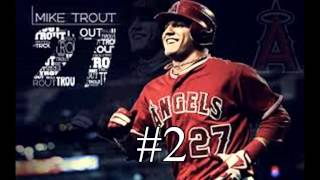 Mike Trout Top 10 Defensive Plays of his Career