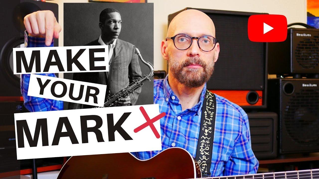 Make Your Mark - Impressions