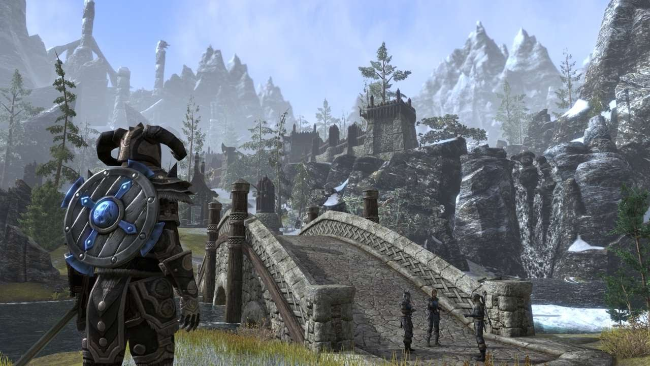 Xbox one skyrim online release date