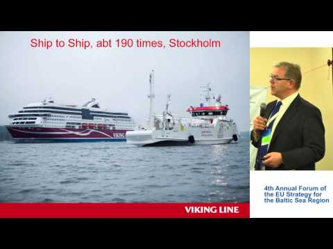 EUSBSR 4th Annual Forum - Can Clean & Safe Baltic Shipping Make Money? - Part 6 - Kari Granberg