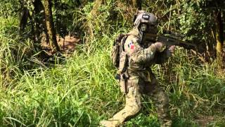Airsoft Warrior Movie by Force 5 Commandos