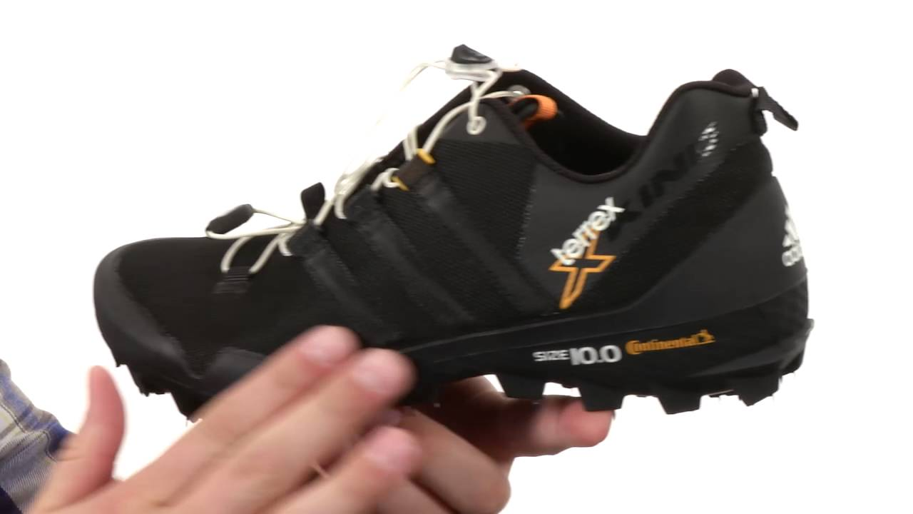 04e40cb5b8dc adidas Outdoor Terrex X-King SKU 8729035 - YouTube