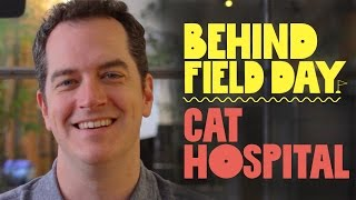 Mark of Barely Productions Directs Cat Actors in Dream Video | Behind Field Day