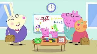 Peppa豚英語の完全エピソード作成#8