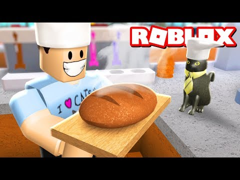 MAKING MY OWN ROBLOX BAKERY