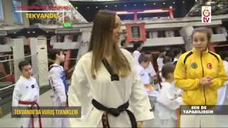 Sen de Yapabilirsin | 20. Bölüm - Taekwondo (21 Ocak 2018)