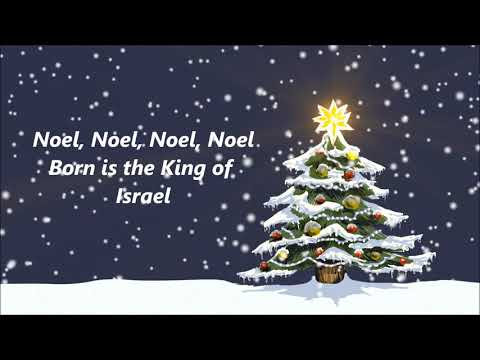 Josh Groban - The First Noel (with Faith Hill) (Lyrics)