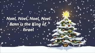 Josh Groban - The First Noel (with Faith Hill) (Lyrics)