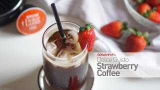@smashpOp's Dolce Gusto Strawberry Coffee