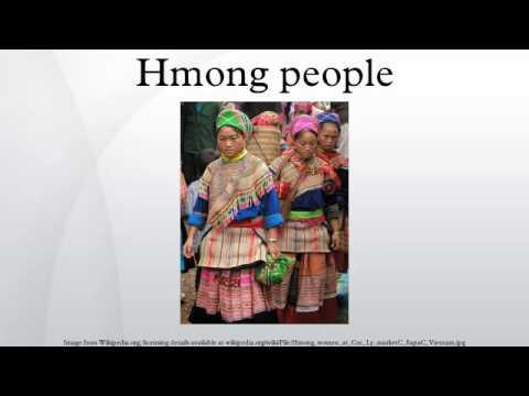 Hmong people
